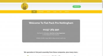 Flat Pack Pro Nottingham