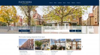 Fletchers, Chiswick - Sales