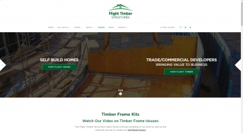 Flight Timber Structures