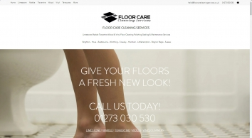 Floor Care Cleaning Services