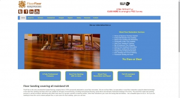 FloorFixer | Wood Flooring, Sanding and Restoration Services for Leicestershire and Rutland