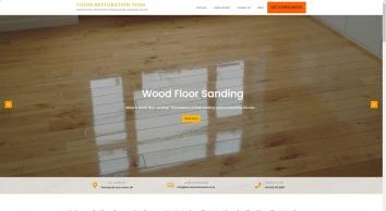 Floor Restoration Team   Floor Sanding & Restoration London