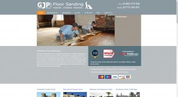 Gjp Floor Sanding Kent