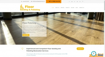 Floor Sanding in London - by Floor Sanding & Polishing London Ltd