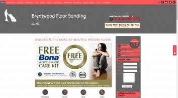 Brentwood Floor Sanding, CM15 - Repairing Hardwood Parquet & Floorboards Renovation