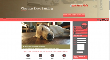Charlton Floor Sanding, W5 - Affordable Wood Floor Resurface, Professional Restoration.