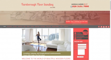 Farnborough Floor Sanding, BR6 - Affordable Wood Floor Resurface, Professional Restoration.