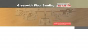 Greenwich Floor Sanding, SE10 - Affordable Wood Floor Resurface, Professional Restoration.