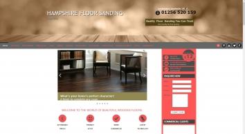 Hampshire Floor Sanding, RG21 - Affordable Wood Floor Resurface, Professional Restoration.