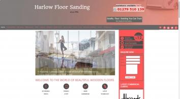 Harlow Floor Sanding, CM19 - Affordable Wood Floor Resurface, Professional Restoration.