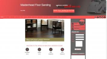 Maidenhead Floor Sanding, SL6 - Affordable Wood Floor Resurface, Professional Restoration.