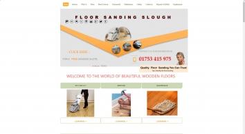 Slough Floor Sanding, SL2 - Affordable Wood Floor Resurface, Professional Restoration.