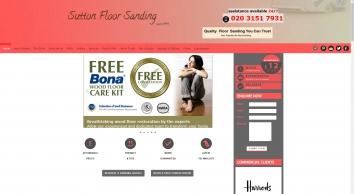 Sutton Floor Sanding
