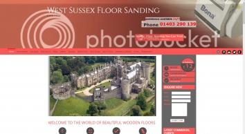 Floor Sanding West Sussex, RH13 - Affordable Wood Floor Resurface, Professional Restoration.