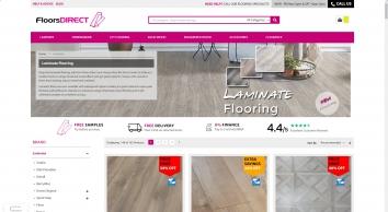 Laminate Flooring   Sale 50%   Free Samples   Floors Direct