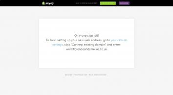 Florence & Amelia\'s