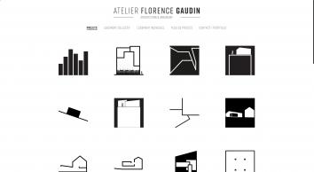 Florence Gaudin architecte