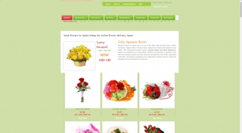 Send Flowers To Japan | Online Flower delivery in Japan by Flowersnext.com