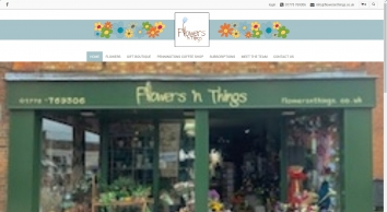 Spalding Florist and Gift Shop | Flowers N Things | Spalding, Lincolnshire