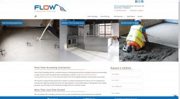 Flow Screeding Services Ltd
