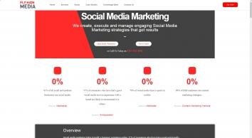 Fly High Media - Social Media Marketing