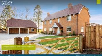 Forays Homes - Tilthams Grove