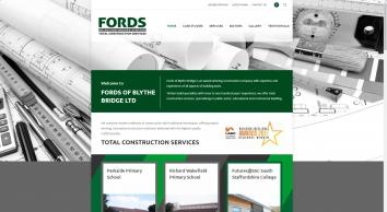 Fords Of Blythe Bridge Limited