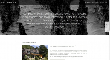 New Forest Architects | Forest Architecture
