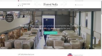 Forest Sofa Ltd - UK Furniture manufacturer