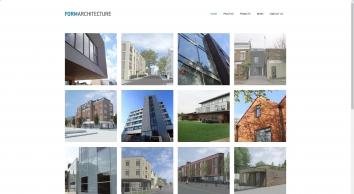 Form Architecture
