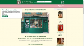 Fosters\' Bookshop