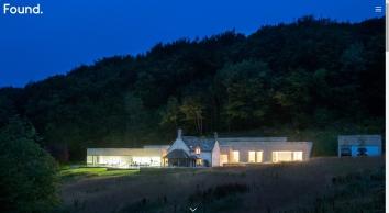 Found Associates - RIBA award winning interior designer and architect practice based in London