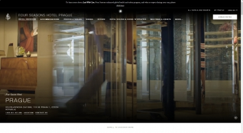 Luxury Hotel in Prague | 5 Star Hotel Old Town | Four Seasons Prague
