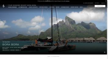 Bora Bora Vacation Resort | 5-Star | Four Seasons Resort Bora Bora