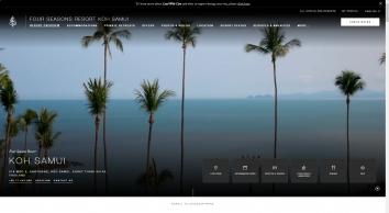 Koh Samui Resorts | Thailand Luxury Resort | Four Seasons Koh Samui