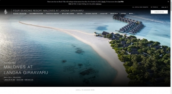 Maldives Luxury Resort | Four Seasons Maldives Landaa Giraavaru