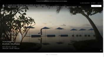 Maldives Luxury Resorts | Four Seasons Resort Maldives Kuda Huraa