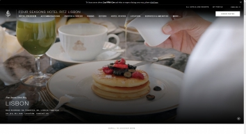 Luxury Hotel Lisbon | Four Seasons Hotel Ritz Lisbon, Portugal