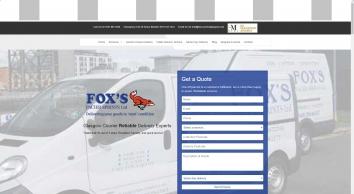 Fox Couriers Glasgow