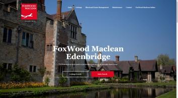 Foxwood Maclean – Part of Alexandre Boyes Group