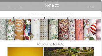 Foy & Co Interiors