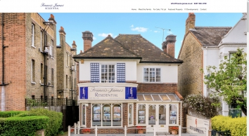 Francis James Residential | Independent Estate Agent in Bishops Park, Fulham