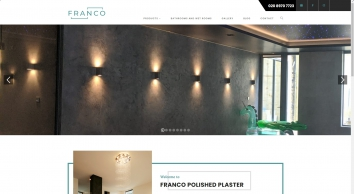 Franco Polished Plaster