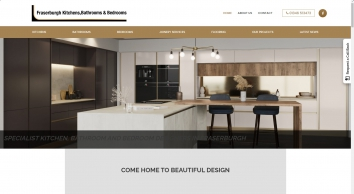 Fraserburgh Kitchens, Bathrooms and Bedrooms > Come Home to Beautiful Design - Administration