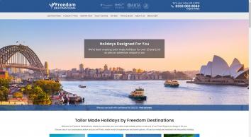 Freedom Destinations Ltd