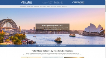 Freedom Destinations Ltd
