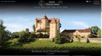 French Character Homes, Pyrenees Atlantic