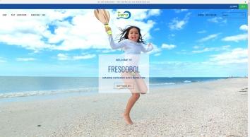 Frescobol beach paddles, ball, gear. How to play frescoball by Vero. - Vero Frescobol