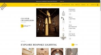 Antique Lighting, Vintage, Retro Lighting & Contemporary Lighting, Chandeliers | Fritz Fryer