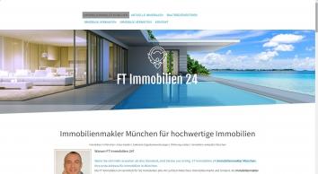 FT Immobilien 24 Immobilienmakler München